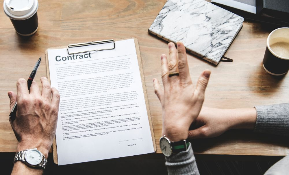 What is a settlement agreement?
